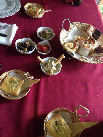 Degustación en Las Pircas